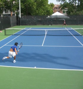 Best Tennis Court Surface