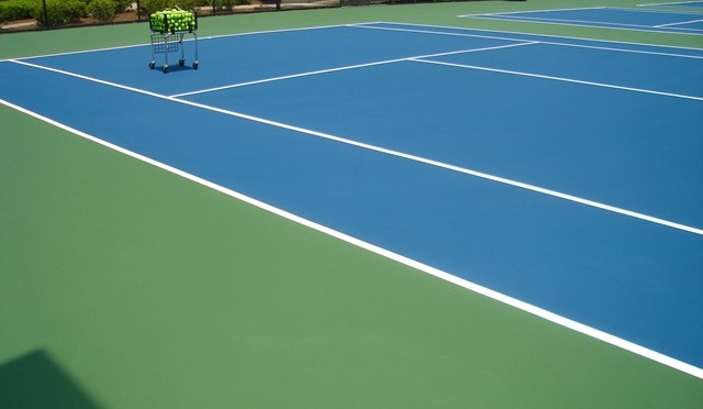 Tennis Court Resurfacing and Repair Norfolk and Virginia Beach
