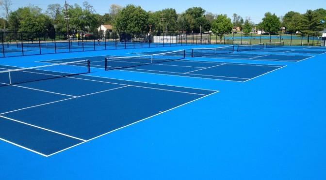 Illinois Tennis Court Resurfacing and Repair