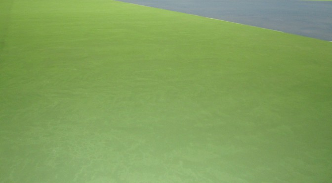 Indoor Tennis Court Resurfacing Problems | Common Drying Issues
