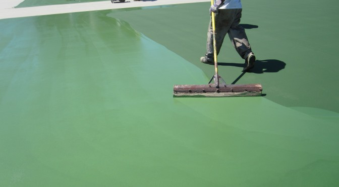 North Carolina Tennis Court Repair and Resurfacing