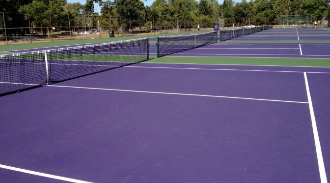 What is the best tennis court surface?