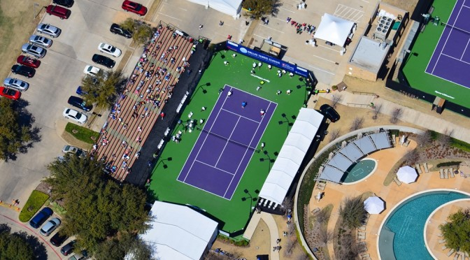 Texas | Tennis Court Resurfacing & Repair