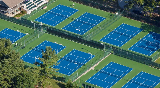 Tennis Court Surfaces