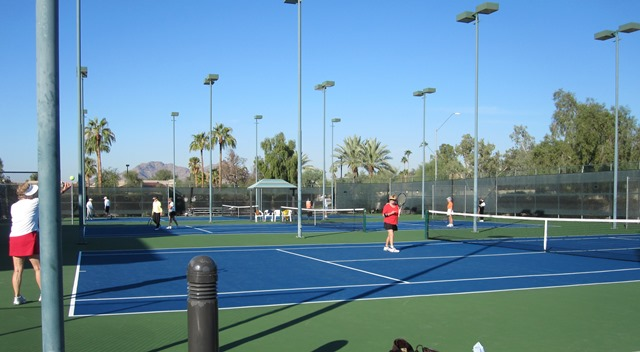 Tennis Court Resurfacing and Repair | Arizona