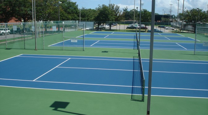 Tennis Court Resurfacing Baltimore MD