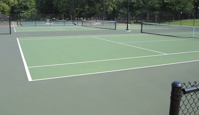 Tennis Court Resurfacing Kentucky