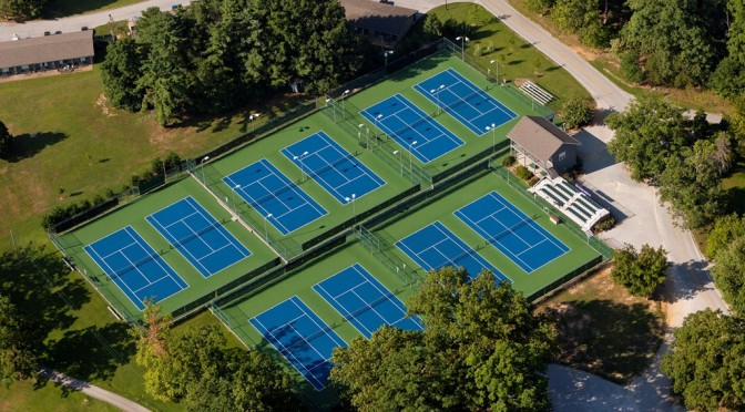 Tennis Court Resurfacing Milwaukee Wisconsin