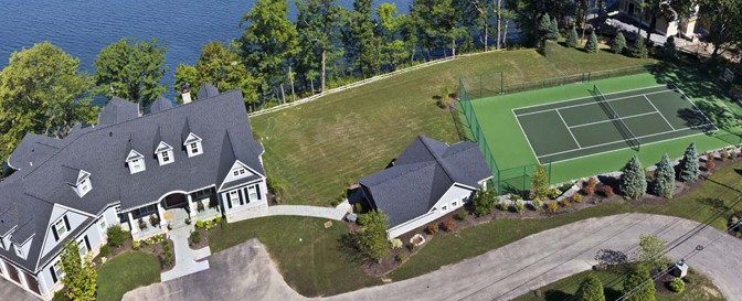 Tennis Court Resurfacing Rochester and Buffalo NY
