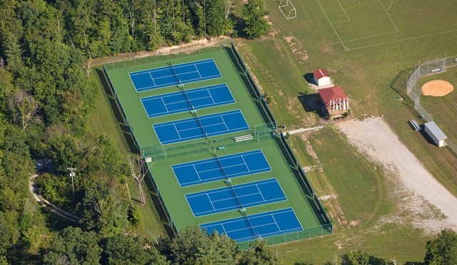 Tennis Court Resurfacing South Carolina