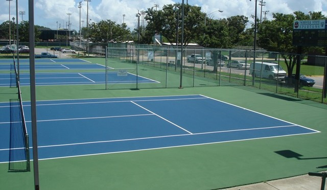 Tennis Court Resurfacing Virginia | Tennis Court Construction VA