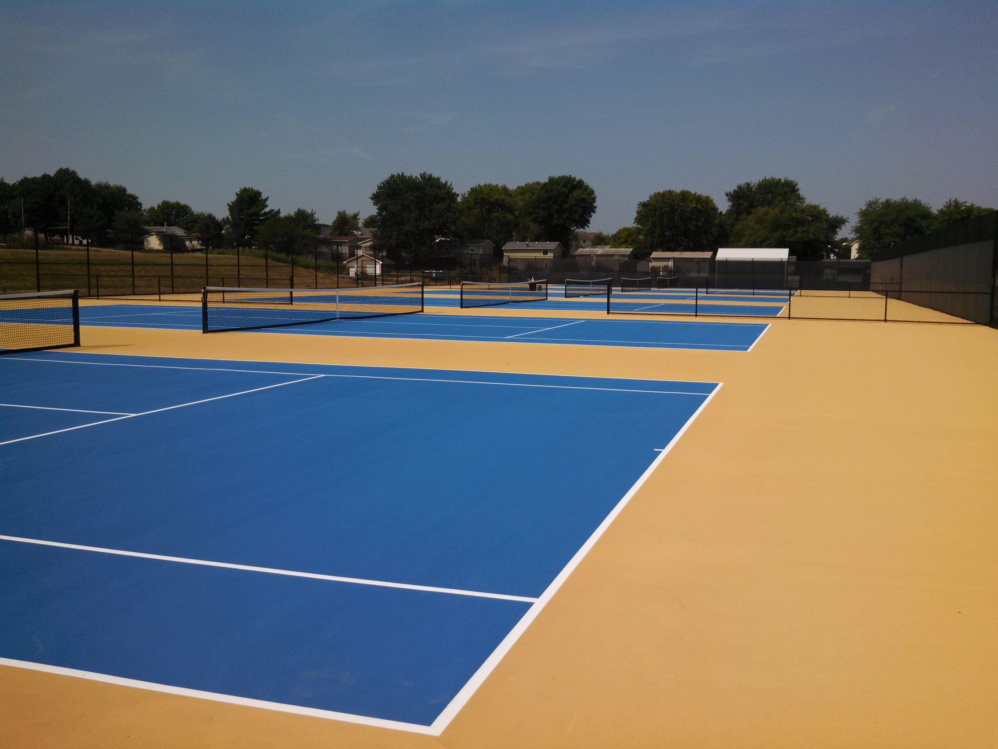 Tennis Court Resurfacing & Repair   Chicago and Northern IL