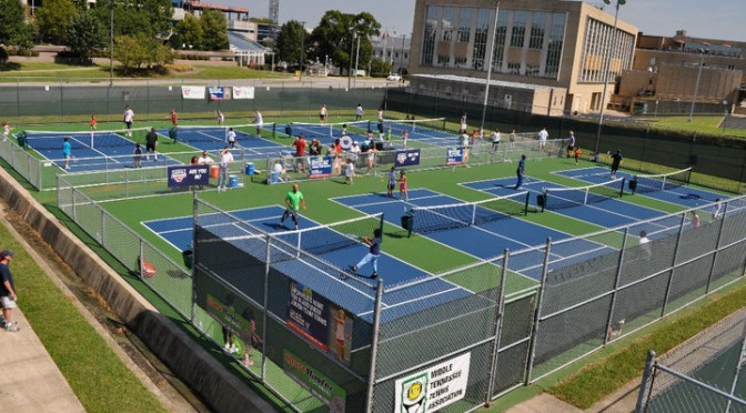 Tennis Court Repair & Resurfacing in Nashville TN
