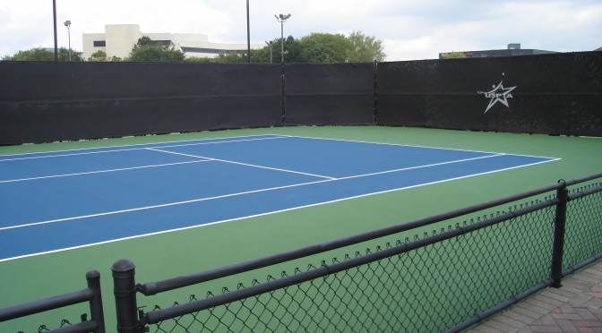 Tennis Court Resurfacing and Repair Houston Texas