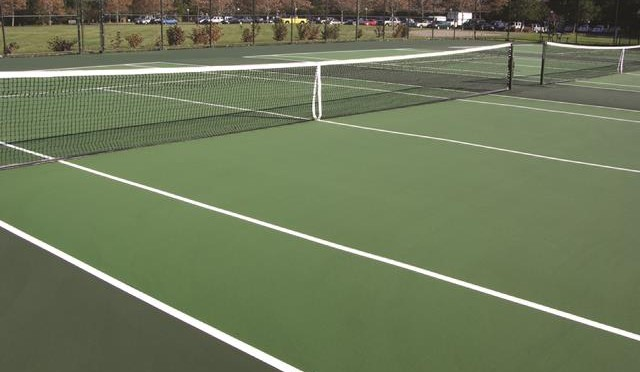 Tennis Court Resurfacing and Repair in Minneapolis & St Paul MN