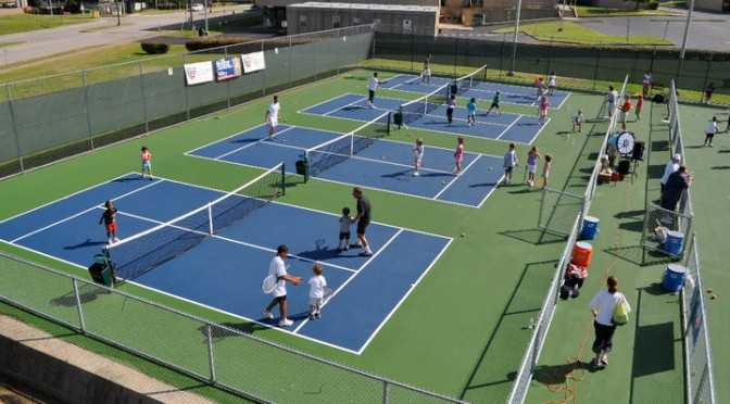 Kids Tennis | Adding Blended Lines for 10 and Under Tennis
