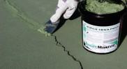 Acrylic Crack Patch Green | Tennis Court Crack Filler