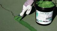 Flexible Tennis Court Crack Filler | Crack Magic