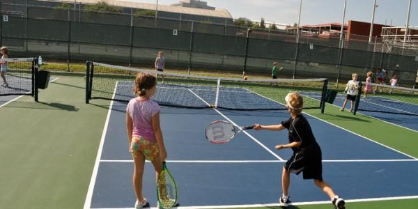 Kids Tennis Court Surfaces