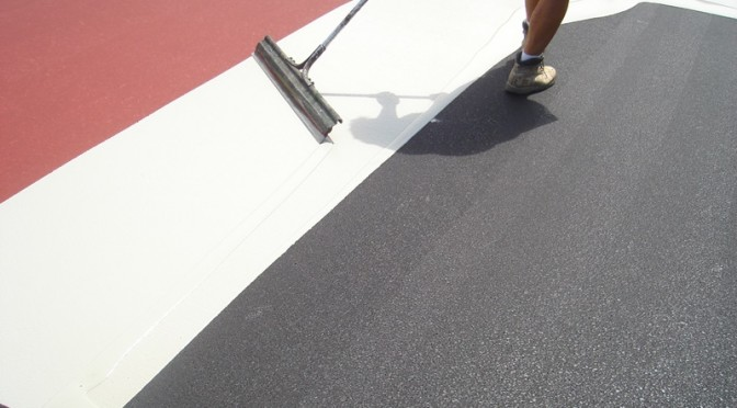 Midwest Tennis Court Resurfacing and Repair
