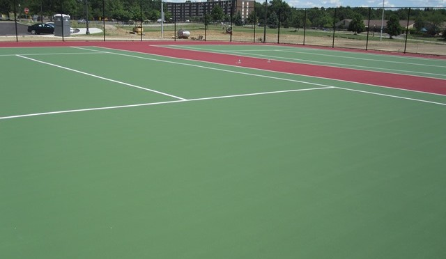 Missouri Tennis Court Repair & Resurfacing