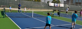 SportMaster Supports Kids Tennis with 10 and Under Surfaces