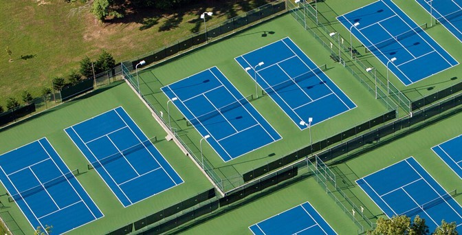 Tennis Court Repair and Resurfacing in New Jersey