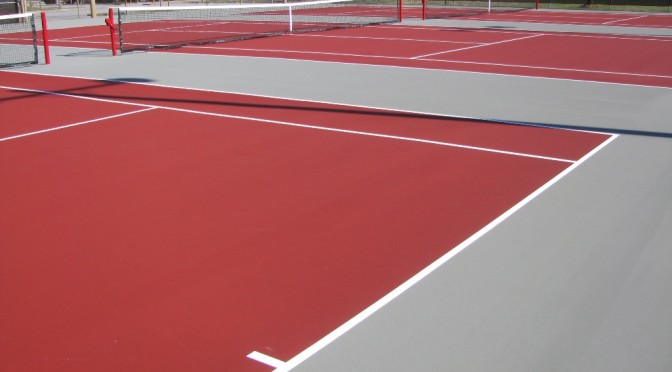 Tennis Court Resurfacing Seattle and Tacoma WA