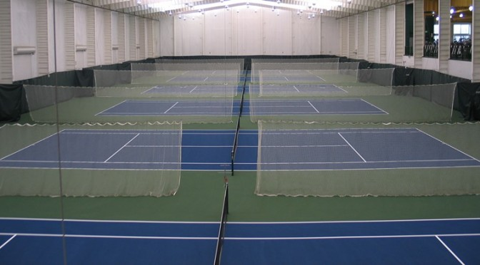 Tennis Court Resurfacing in Washington DC