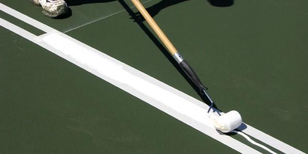 Tennis Court Striping Paint