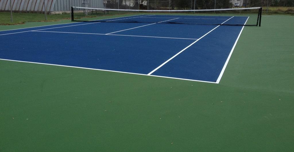 Tennis Court Resurfacing Amp Repair Canada Provinces