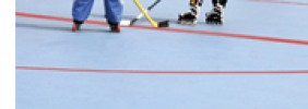 Roller Hockey Surfaces in Ontario Toronto Canada