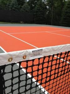Tennis Court Resurfacing in CT