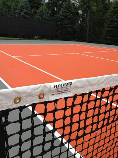 Tennis Court Resurfacing Repair Ct Connecticut Sport
