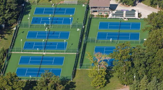 Tennis Court Resurfacing and Repair in Connecticut