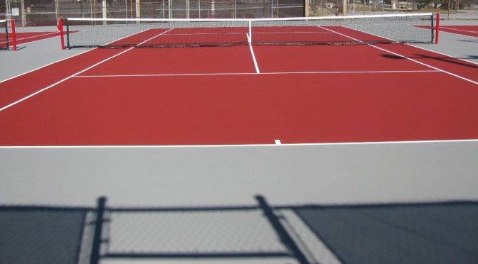Tennis Court Resurfacing and Repair in Indiana
