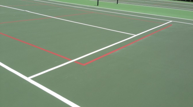 Tennis Court Resurfacing and Repair in Utah
