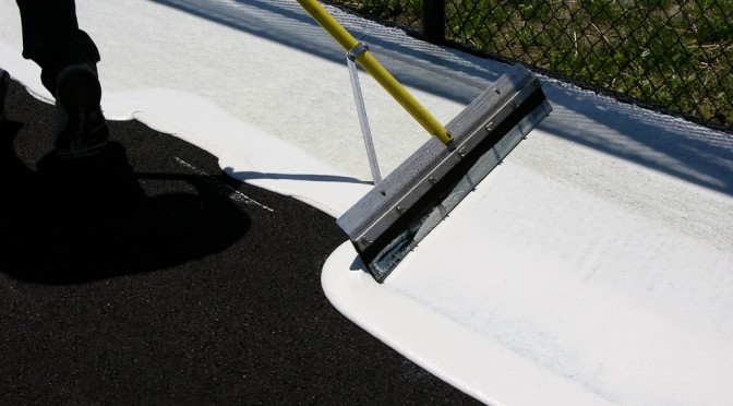 Tennis Court Resurfacing and Repair in Oregon