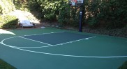 Basketball Court Surfaces and Paint
