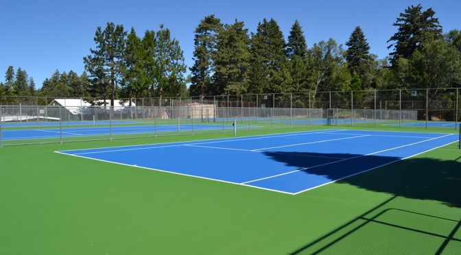 Tennis Court Resurfacing and Repair in Ohio