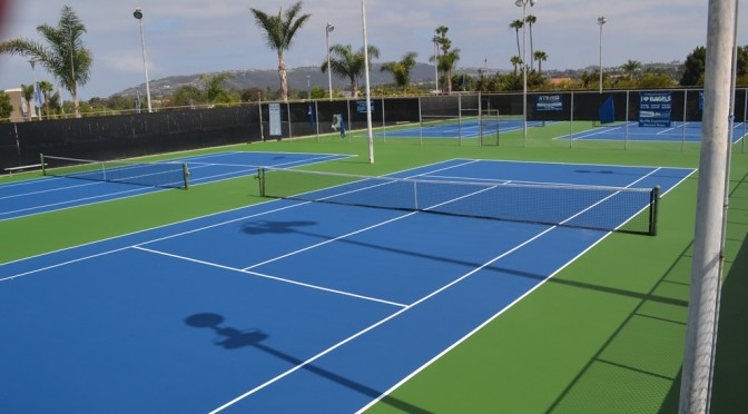 Tennis Court Resurfacing | San Diego CA