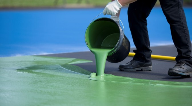 Tennis Court Resurfacing and Repair | New Mexico