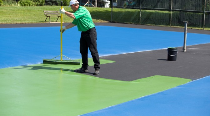 Tennis Court Resurfacing and Repair | San Francisco Bay Area