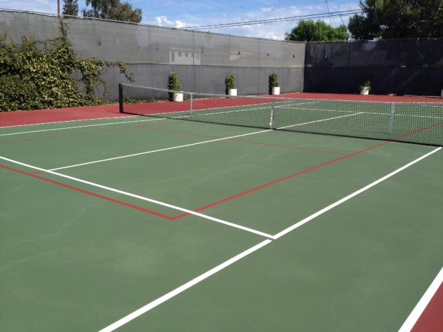 Best Tennis Court Paint