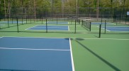 Pickleball Court Construction