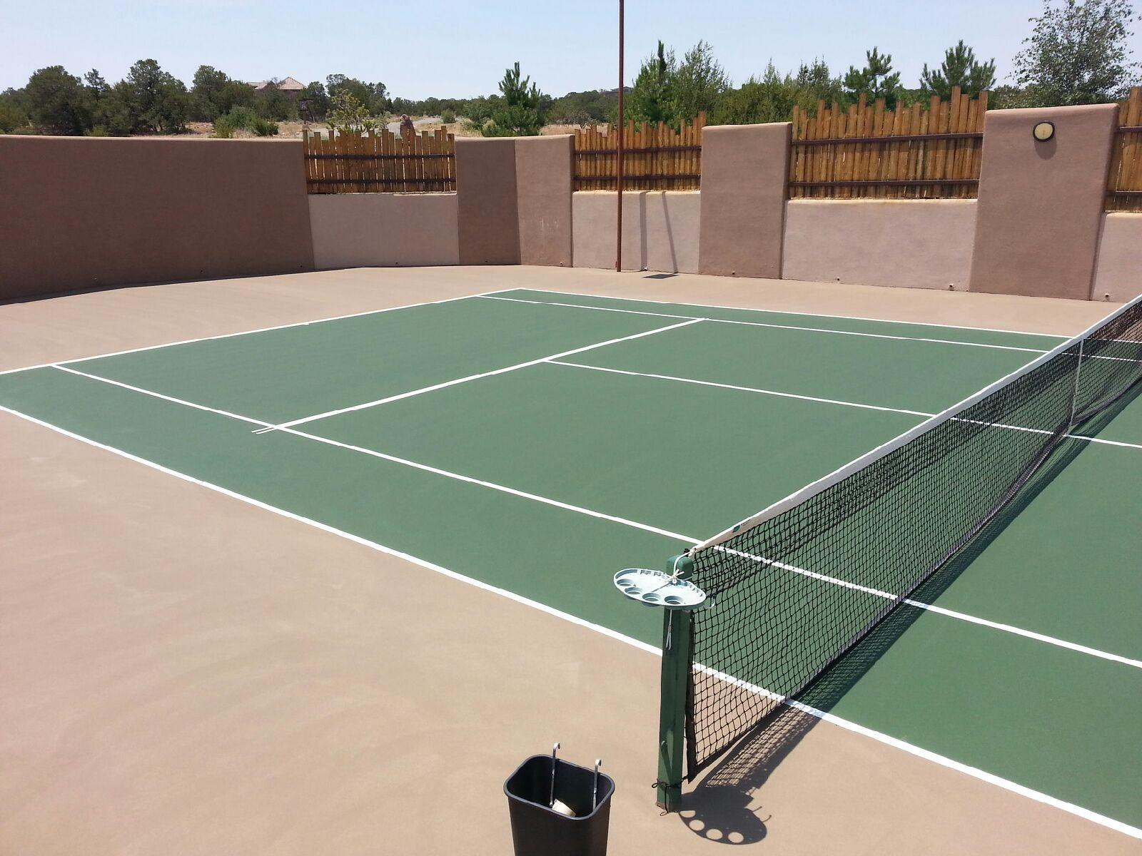 Tennis Court Repair Panhandle Texas