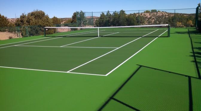 Tennis Court Resurfacing Amarillo TX