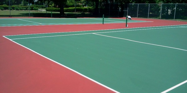 Tennis Court Resurfacing Portland Oregon