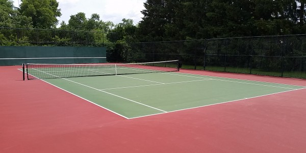 Tennis Court Repair Columbus Ohio