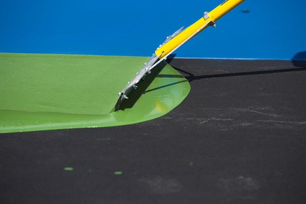 Acrylic Tennis Court Paint